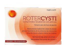 Rotercysti Recubiertos Con Pelicula - (30 Comprimidos)