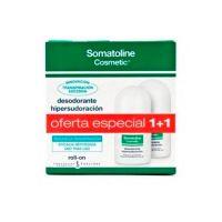 Somatoline Desodorante Hipersudor Roll-On 2 ud