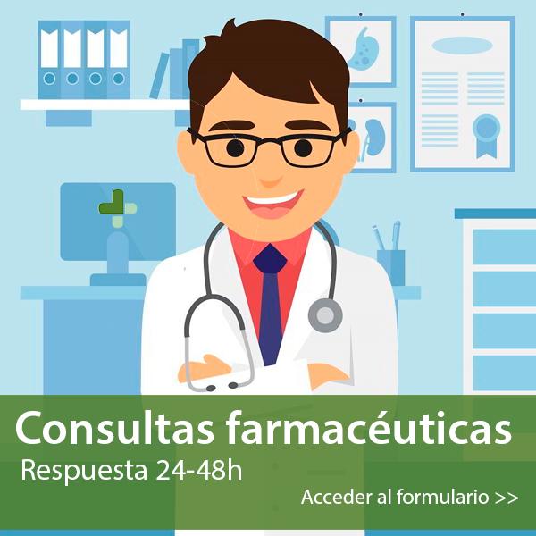 Consultas farmacéuticas