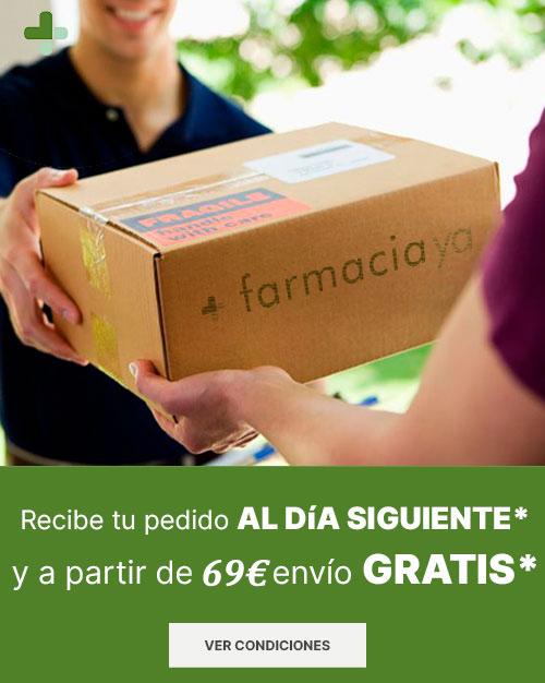 Recibe nuestro producto mañana mismo - Ver condiciones de envío