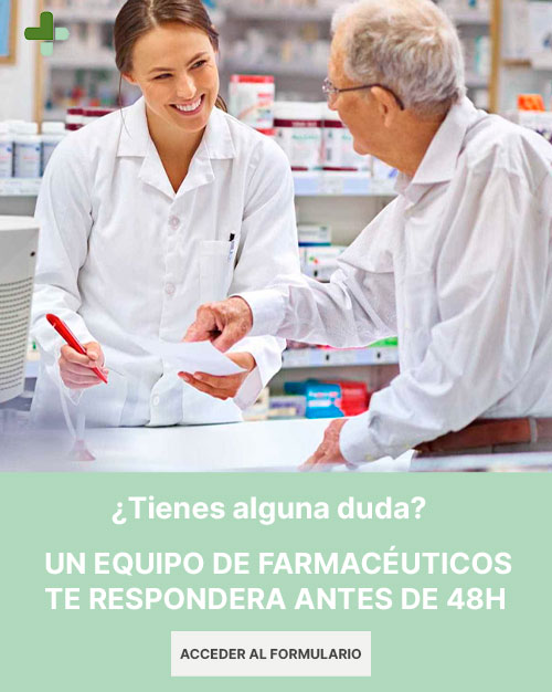 Consulta a nuestro equipo de farmacéuticos